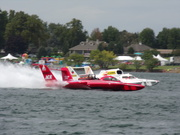 Return of the U-3 to racing, Tri Cities 2015