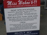 Miss Wahoo Credits..
