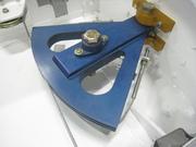Rudder Steering Quadrant, Blue Blaster project