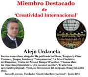 Miembro destacado Alejo Urdaneta