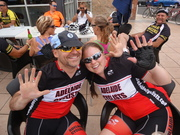 CLP and Virginia rate their first Gawler Wheelers experience 7/1/2012