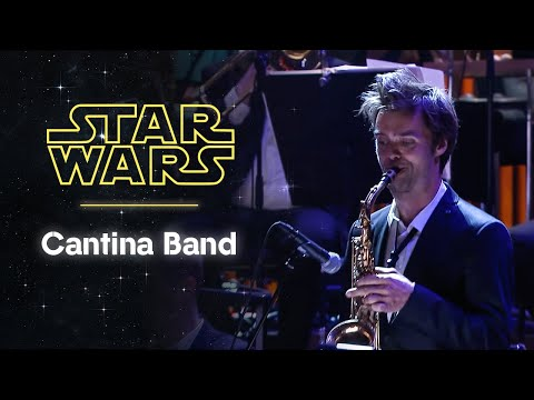 Pan & Star Wars Cantina Band // The Danish National Symphony Orchestra (Live)