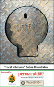 """Local Solutions"" Online Roundtable and share your local solutions to local problems. August 23 – Sept 6, 2016. Sponsored by: Transition Palo Alto, Permaculture Magazine NA and Planetshifter.com"