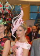 "Milliner wins Dubai World Cup ""Best Dressed Lady"""