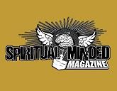 SPIRITUAL MINDED MAGAZINE logo