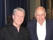 Me with Carl Reiner