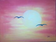 SunsetBirds