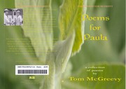 Tom's book ' Poems for Paula '