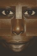 Collage of an Ebony Soul by Abena Isake