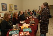 Book signing 2008, Troy Ohio