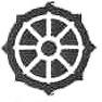 BUDDHIST DARHMACHACRIC WHEEL