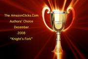 December Authors' Choice Award