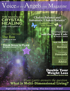 Voice of the Angels.com Magazine for Multi-Dimensional Living
