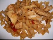 Asian Chicken & Pasta