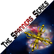 """""""The Spanners Series"""" logo"""