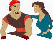 Sinbad och Marina