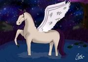 Dreaming Pegasus