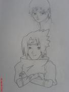 Sai & Sasuke