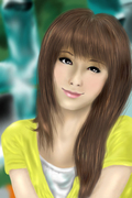 Taiwanish girl
