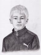 Barn porträtt 1