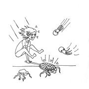 My Dream, The Squids attack! ( warning for some Weirdness X'D)