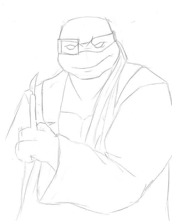 Donnie sketch