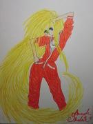 Blondie in a One-piece