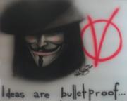Ideas are bulletproof...