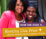 5 Things Lisa Price Taught Me About Smart Business Success