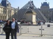 Haqs at Louvre in Paris