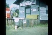 Raritan River Freight Station in June 1969.