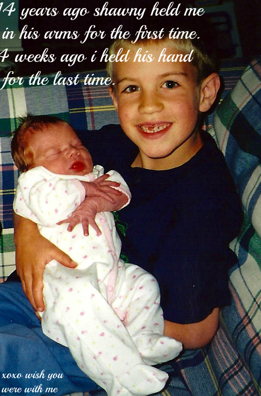 Shawn with Baylee