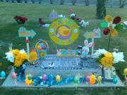 Our first Easter without Richard