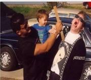 joshua, Dad and Uncle Jarrod