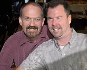 Kevin and Tony
