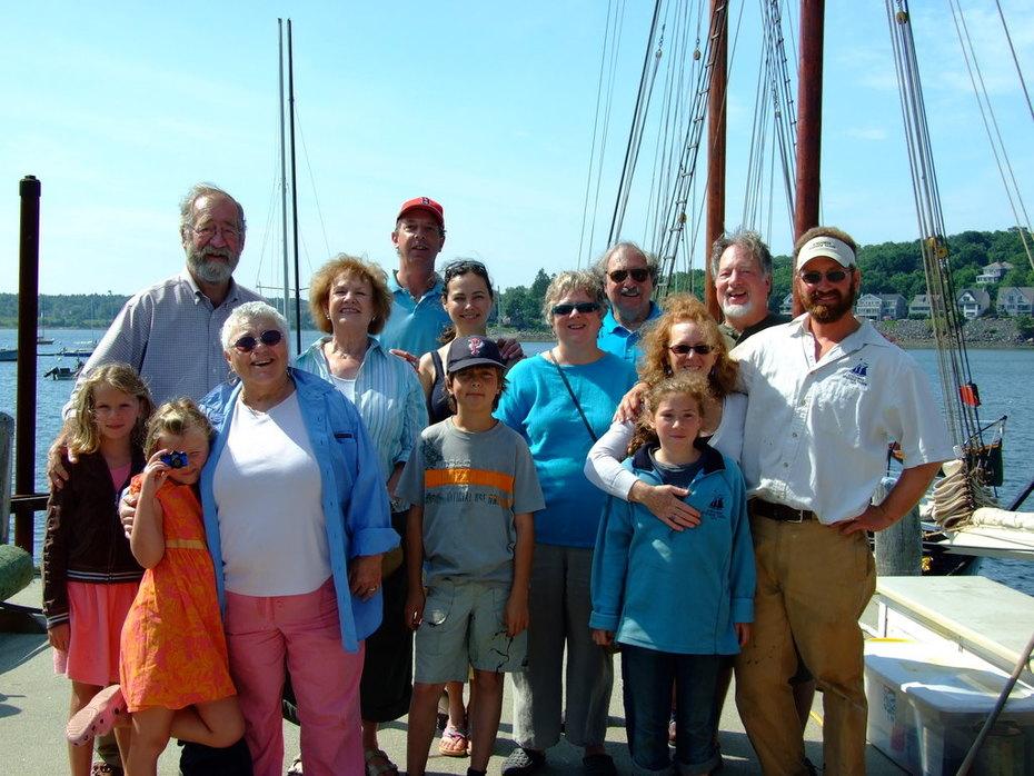 2008 Barnes Family Reunion