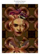 Frida Khalo Study 2