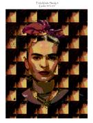 Frida Khalo Study 3
