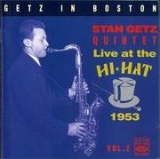Stan Getz Quintet - Live At Hi-Hat In Boston vol2