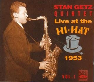 Stan Getz Quintet  Live at the Hi-Hat Vol. 1 1953
