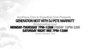 Generation Next with DJ Pete Marriott
