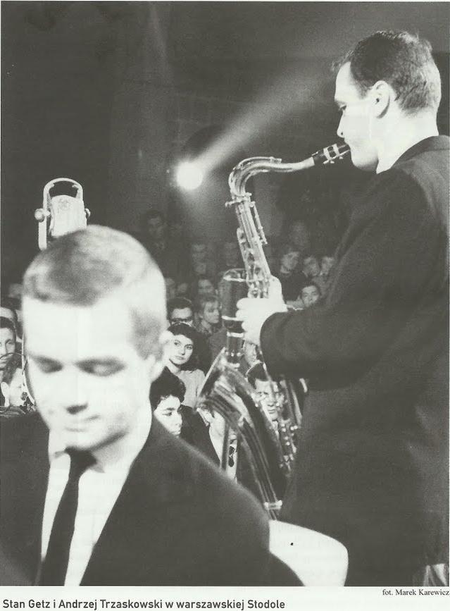 1960 - Jazz Jamboree - Stan Getz & Andrzej Trzaskowski