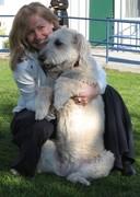 Wendy and Mieke in Sebastopol