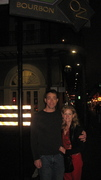 Suzi and Tom on Bourbon Street