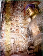 the Yungang Grottoes4
