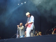 Santana Belgium 2008