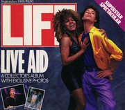 1985 - Live Aid - Life Cover