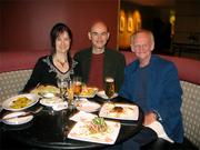 Nijole, Fritz & Robert Watts