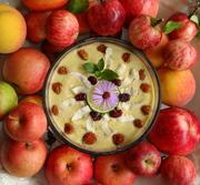 Raw Foods - Raw Pumpkin Pie creation