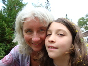 Motherhood, with daughter